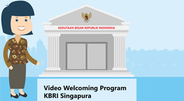 Indonesian Migrant Worker Welcoming Video
